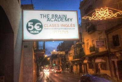 Brain Academy English Palma