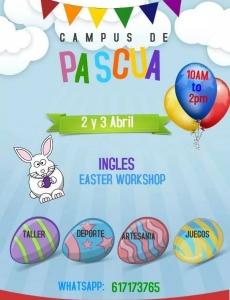 Campus de Pascua (2/04/15)