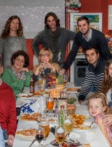 Fiesta fin de temporada 2013 (19/12/13)