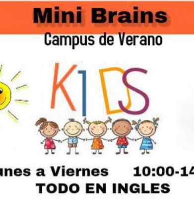 Taller Infantil Mini Brains
