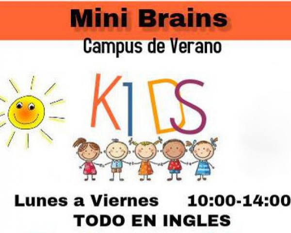 Taller Infantil Mini Brains